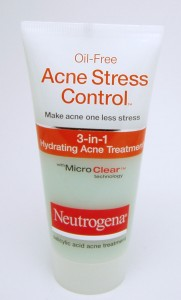 neutrogena 3-1 oil free acne stress control